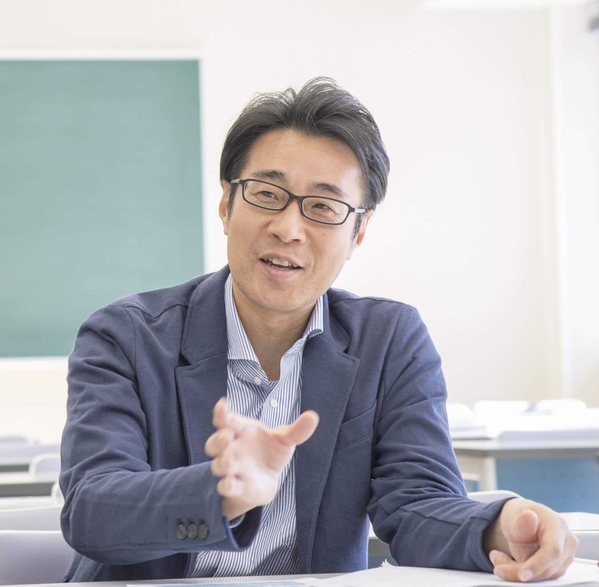 長崎大学 研究開発推進機構FFGアントレプレナーシップセンター(NFEC)センター長 山下 淳司氏